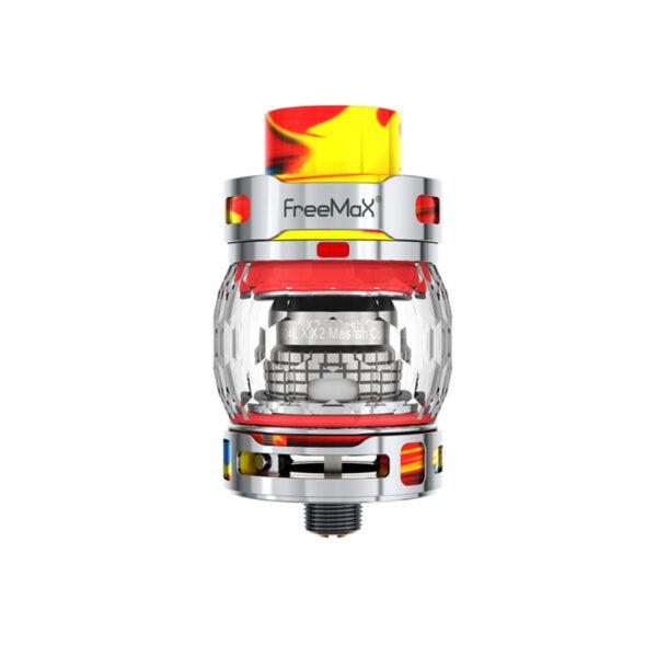 Red Resin version of the Freemax Fireluke 3 Tank