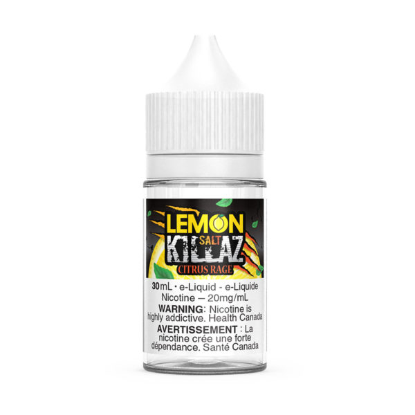 Citrus Rage SALT Lemon Killaz E-Liquid