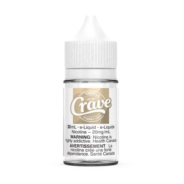 Vanilla SALT Crave E-Liquid