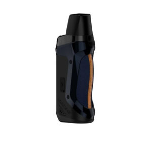 Navy Blue version of the Geek Vape AEGIS Boost Luxury Edition Device