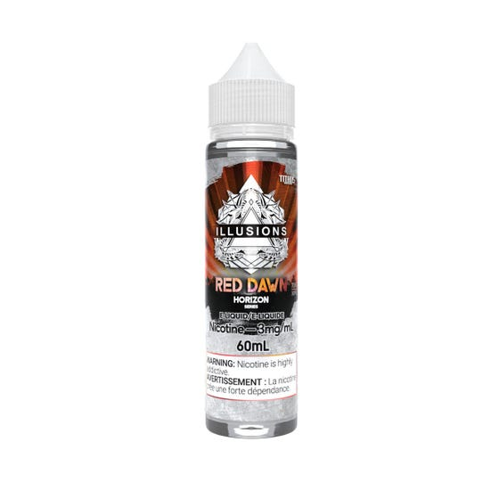 Red Dawn Illusions E-Liquid 60mL