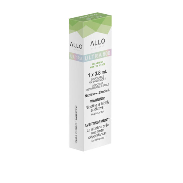 Spearmint ALLO Ultra Single Pack