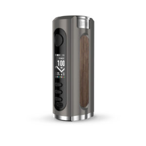 Black Walnut version of the Lost Vape GRUS Mod