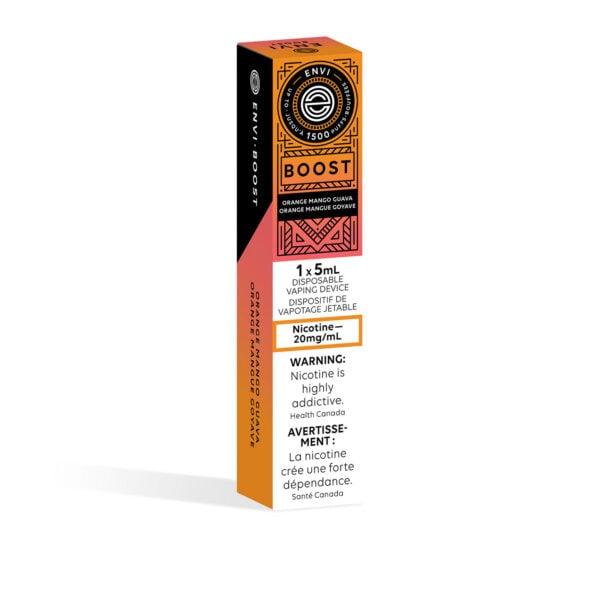 Orange Mango Guava ENVI Boost Package