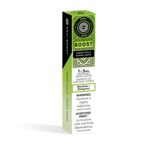 Green Apple Guava ENVI Boost Package