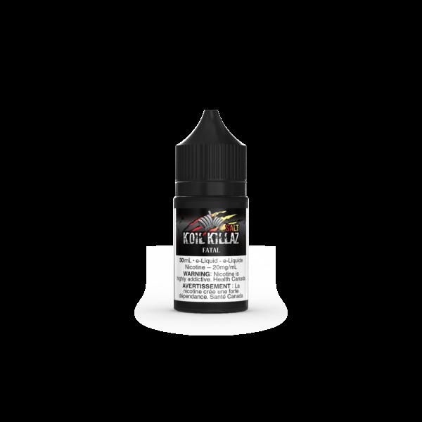 Fatal SALT Koil Killaz E-Liquid 30mL