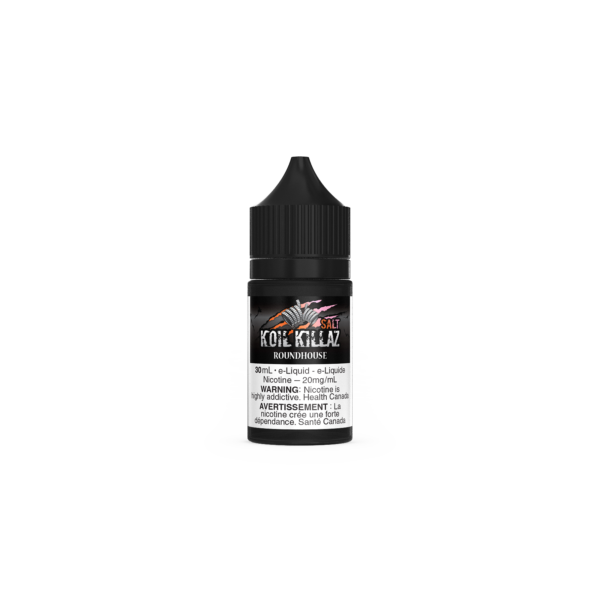 Roundhouse SALT Koil Killaz E-Liquid 30mL