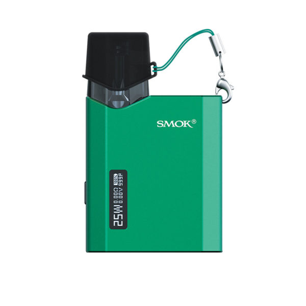 Green version of the SMOK NFIX Mate Pod Kit