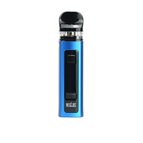 Blue version of the UWELL Aeglos Vape Kit