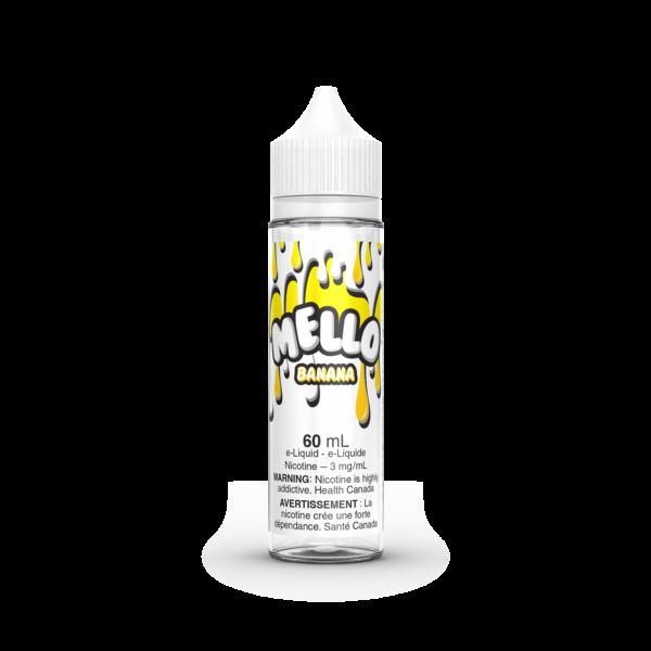 Banana Mello E-Liquid 60ml