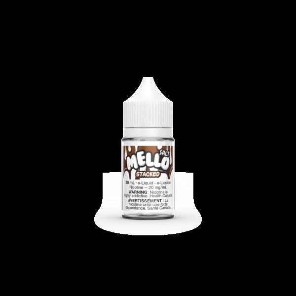 Stacked SALT Mello E-Liquid 30ml