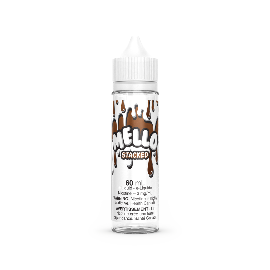 Stacked Mello E-Liquid 60mL