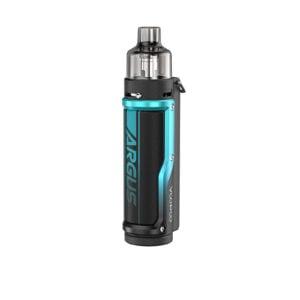 Litchi Leather Blue VooPoo Argus Pro vape kit