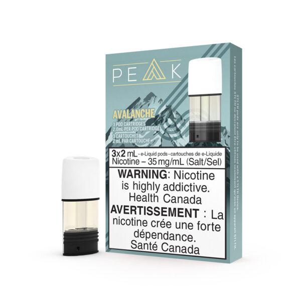 Peak Avalanche STLTH Pods