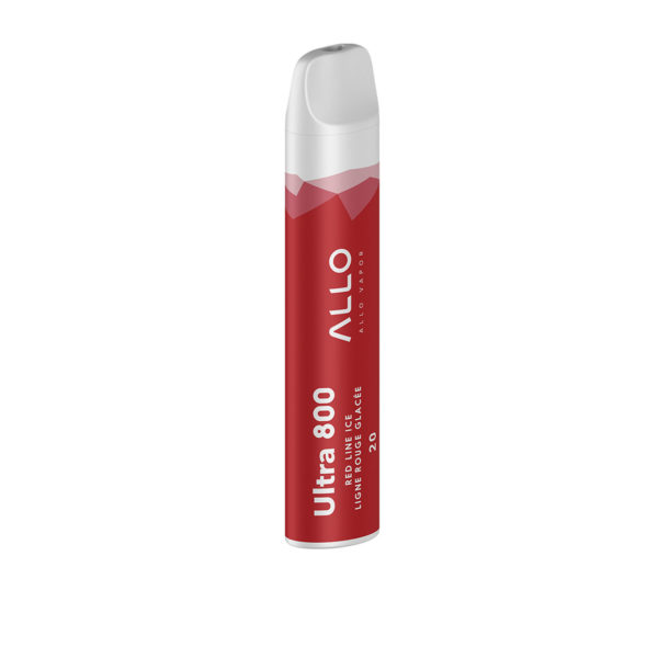 Red Line Ice ALLO Ultra Disposable Vape