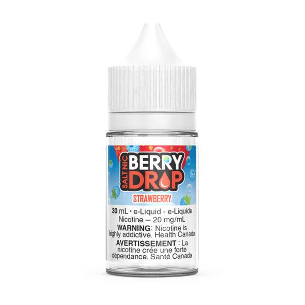 Strawberry SALT Berry Drop Salt E-Liquid