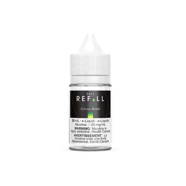 Citrus Blast Refill E-Liquid