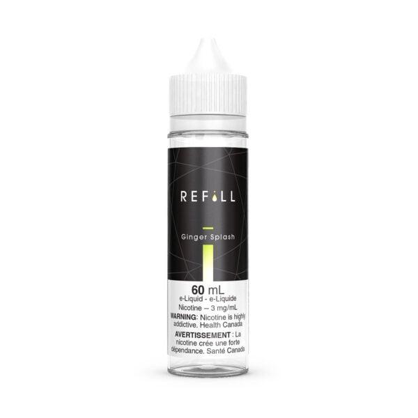 Ginger Splash Refill E-Liquid
