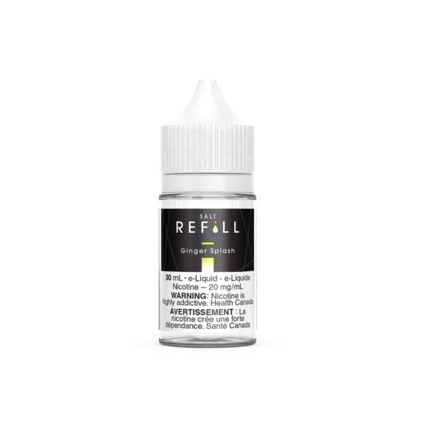 Ginger Splash SALT Refill E-Liquid