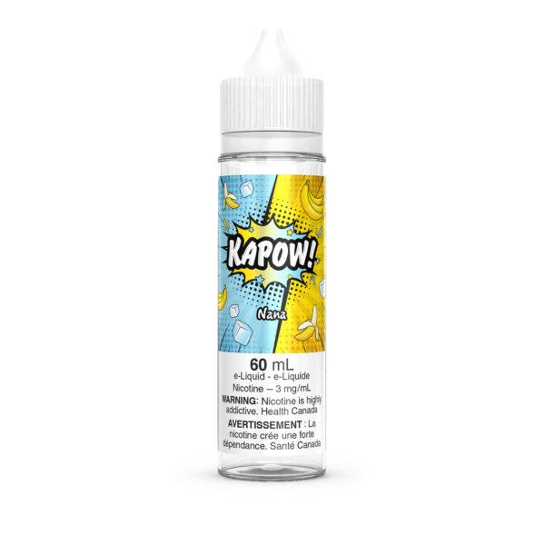 Nana Kapow E-Liquid