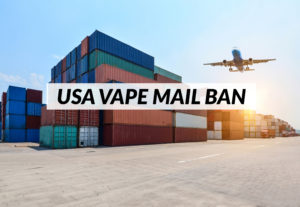USA Vape Shipping Update