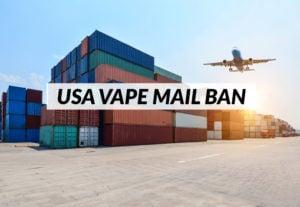 USA Vape Shipping Update
