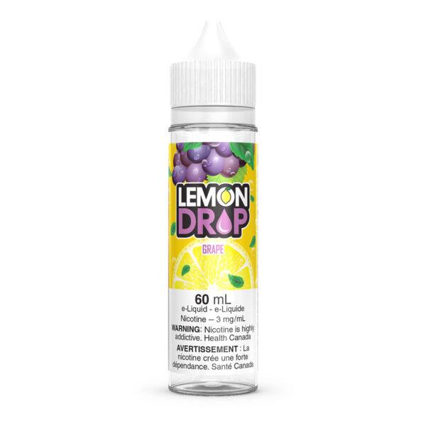 Grape Lemon Drop E-Liquid