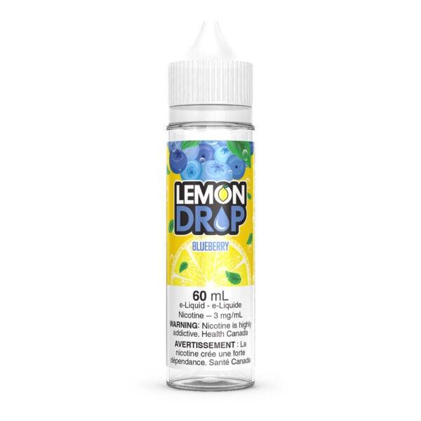 Blueberry Lemon Drop E-Liquid