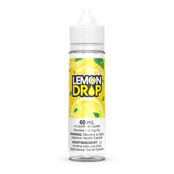 Banana Lemon Drop E-Liquid