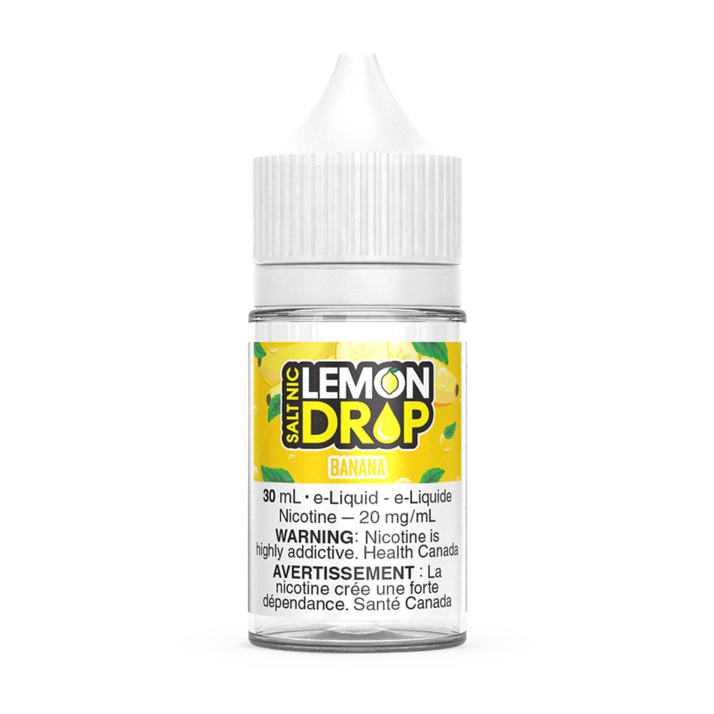 Banana SALT Lemon Drop Salt E-Liquid