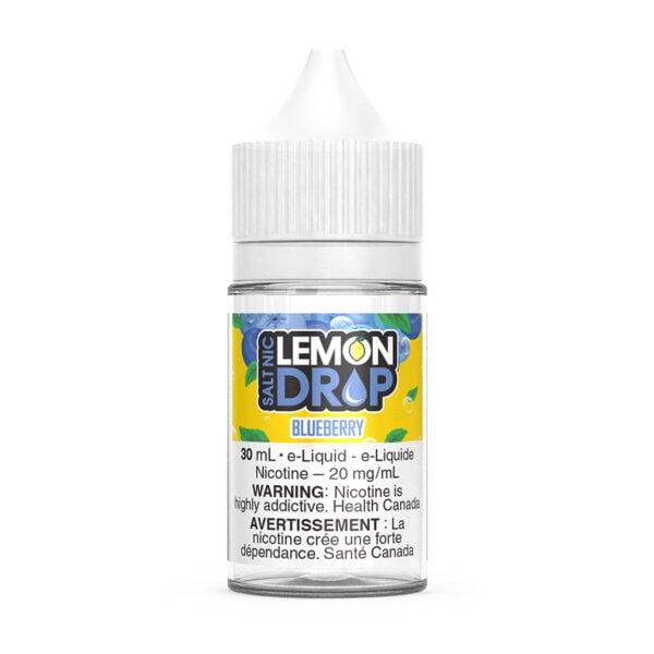 Blueberry SALT Lemon Drop Salt E-Liquid