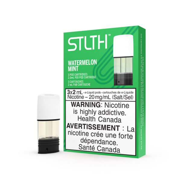 Watermelon Mint STLTH Pods