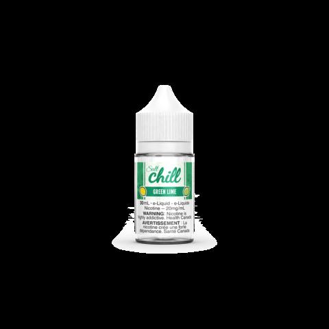 Green Lime SALT Chill Salt E-Liquid