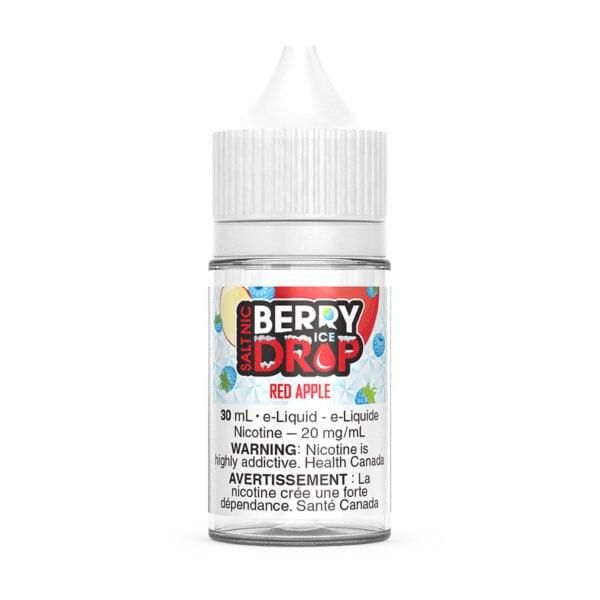 Red Apple Ice SALT Berry Drop Salt E-Liquid