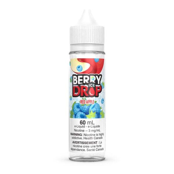 Red Apple Ice Berry Drop E-Liquid