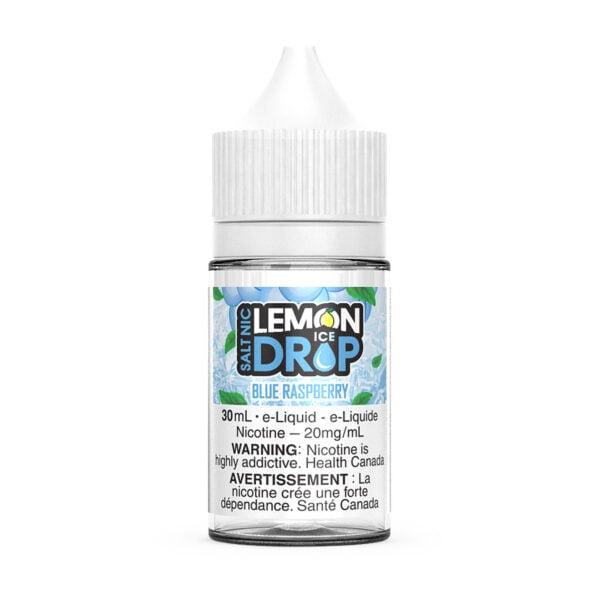 Blue Raspberry SALT - Lemon Drop Ice Salt E-Liquid