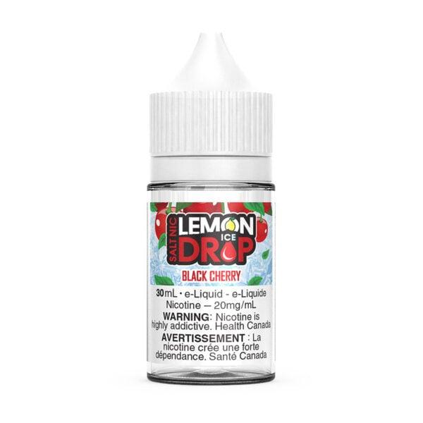 Black Cherry Ice SALT Lemon Drop Ice Salt E-Liquid