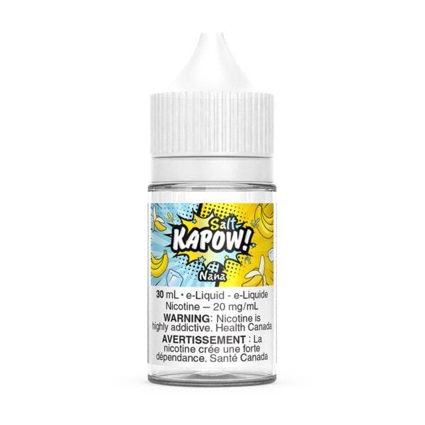 Nana SALT Kapow Salt E-Liquid