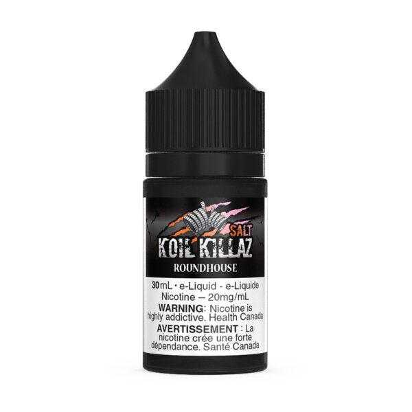 Roundhouse SALT Koil Killaz E-Liquid