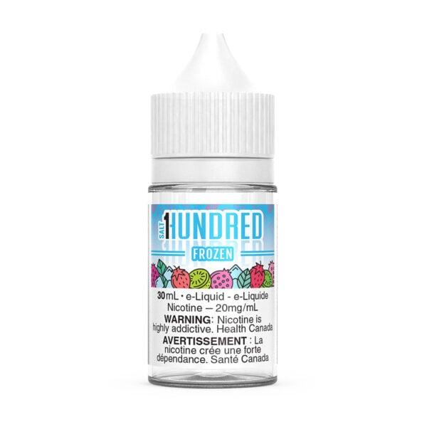 Frozen SALT Hundred E-Liquid