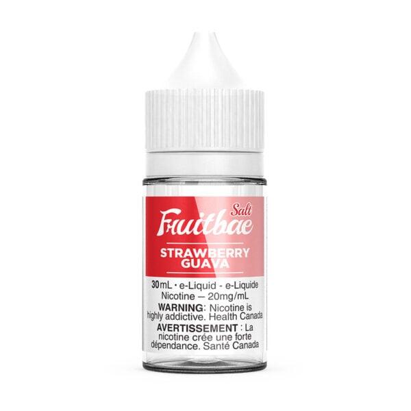 Strawberry Guava SALT Fruitbae E-Liquid