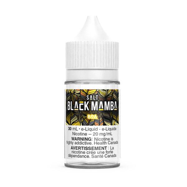 BOA SALT Black Mamba E-Liquid