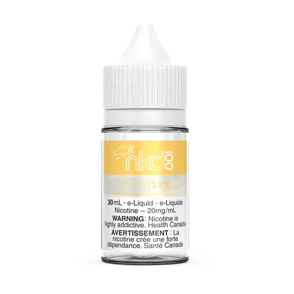 Maui Sun SALT Naked 100 E-Liquid