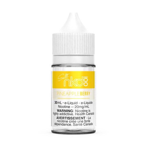 Pineapple Berry SALT Naked 100 E-Liquid