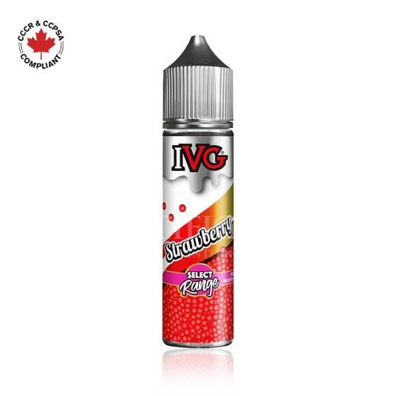 Strawberry Millions IVG E-Liquid