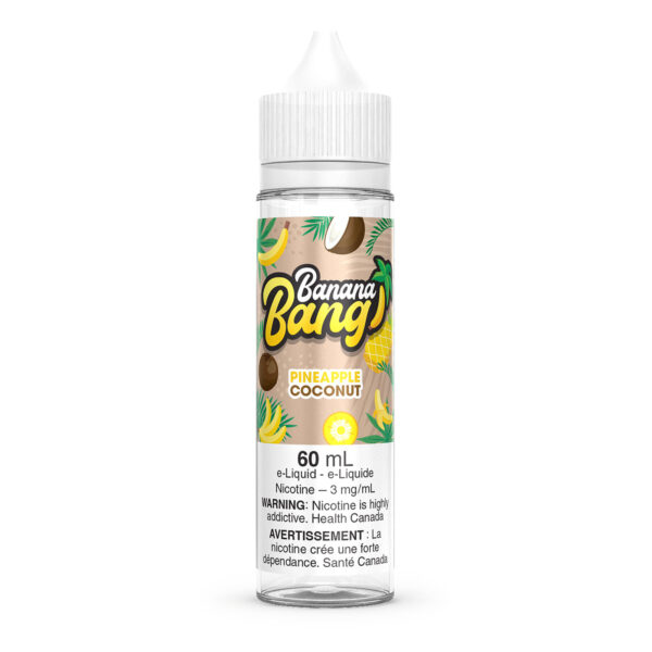 Pineapple Coconut Banana Bang E-Liquid