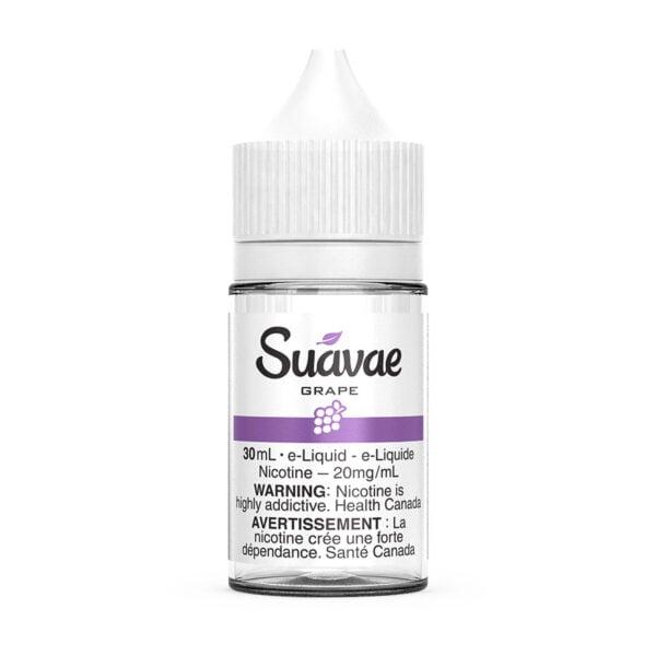 Grape SALT Suavae E-Liquid