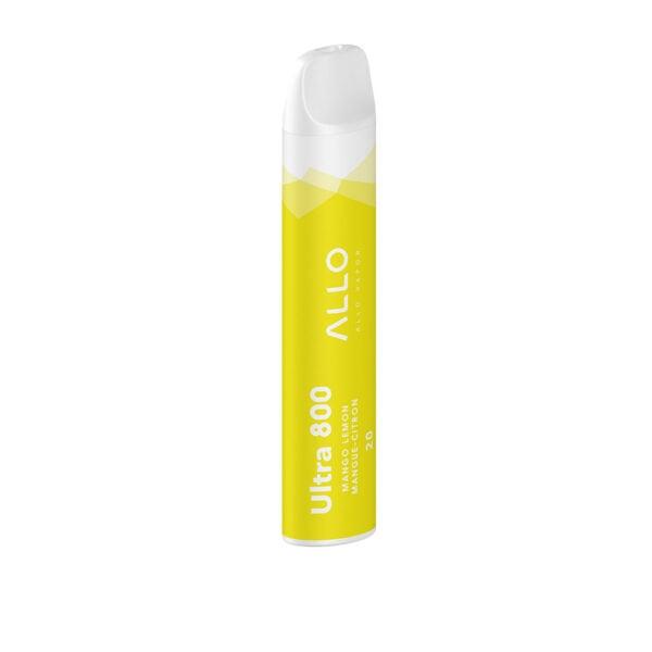 Mango Lemon ALLO Ultra Disposable Vape