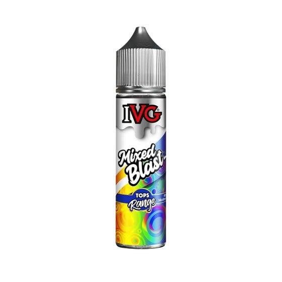 Mixed Blast Menthol IVG E-Liquid