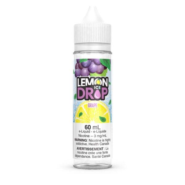 Grape Ice Lemon Drop Ice E-Liquid